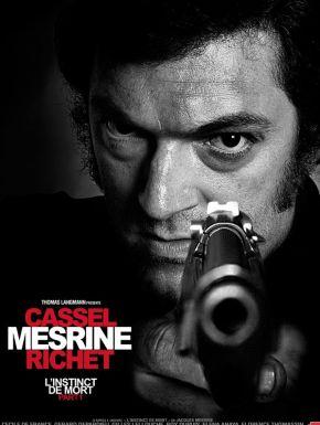 Mesrine - L'Instinct De Mort DVD et Blu-Ray