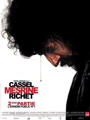 Mesrine - L'Ennemi Public Numéro 1 - Partie 2 DVD et Blu-Ray