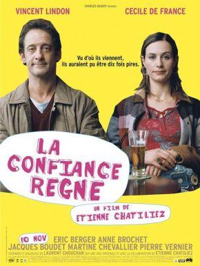 DVD La Confiance règne