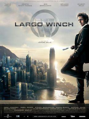Largo Winch DVD et Blu-Ray