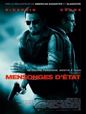 DVD Mensonges d'Etat