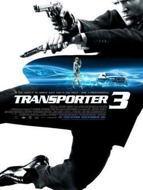 Le Transporteur 3 DVD et Blu-Ray