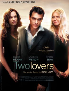Two Lovers DVD et Blu-Ray