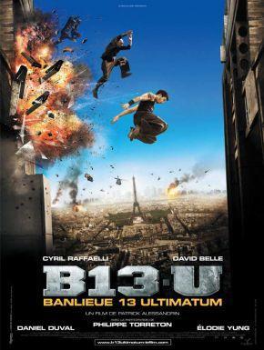 DVD Banlieue 13 - Ultimatum