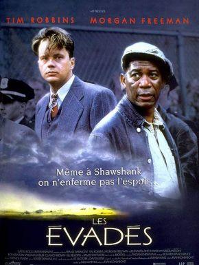 sortie dvd  Les Evadés