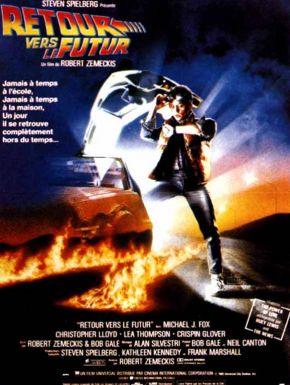 Sortie DVD Retour Vers Le Futur