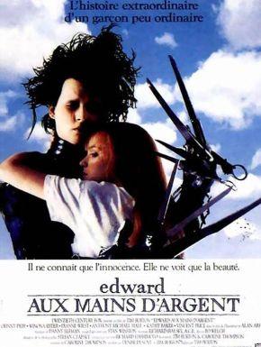DVD Edward Aux Mains D'argent