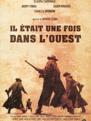Il était Une Fois Dans L'Ouest DVD et Blu-Ray