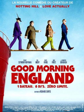Good Morning England DVD et Blu-Ray