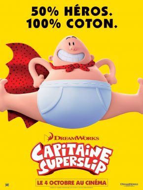 DVD Captain Underpants