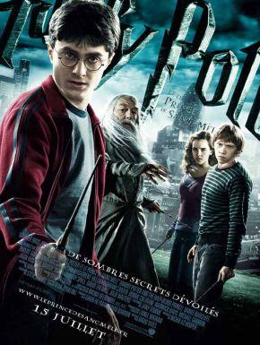sortie dvd  Harry Potter et le Prince de sang mêlé