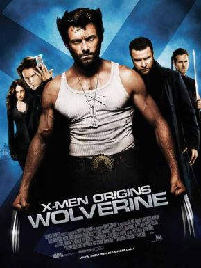 X Men Origins Wolverine DVD et Blu-Ray