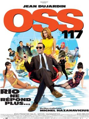 OSS 117 - Rio Ne Répond Plus DVD et Blu-Ray