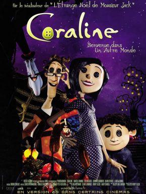 Sortie DVD Coraline