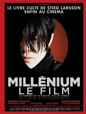 Millenium DVD et Blu-Ray