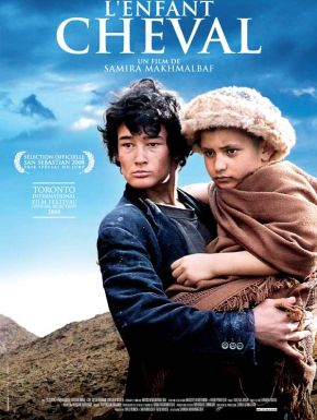 DVD L'enfant Cheval