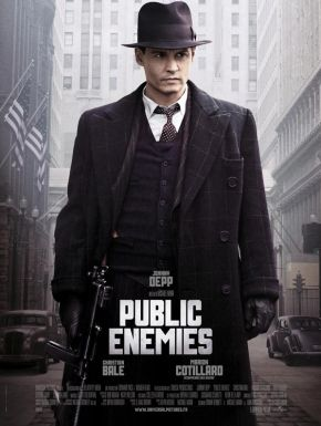 sortie dvd  Public Enemies