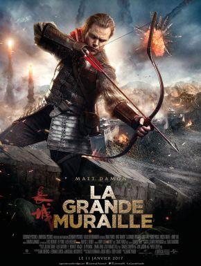 sortie dvd  La Grande Muraille