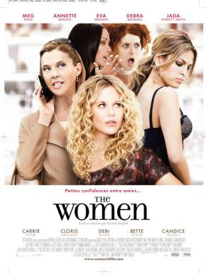 sortie dvd  The Women