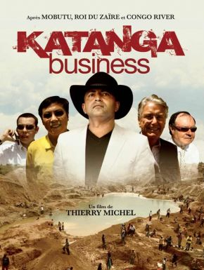 sortie dvd  Katanga Business