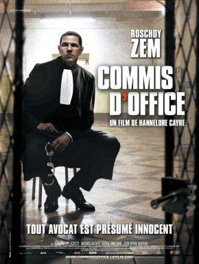 Sortie DVD Commis d'office
