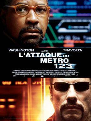 Sortie DVD L'Attaque du métro 123