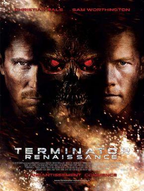 Terminator Renaissance DVD et Blu-Ray