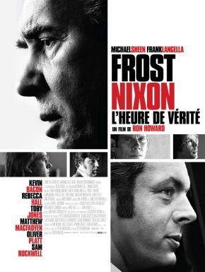sortie dvd  Frost - Nixon, L'heure De Verité