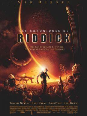 DVD Les Chroniques De Riddick
