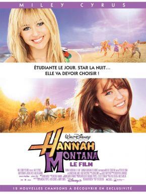 DVD Hannah Montana le film