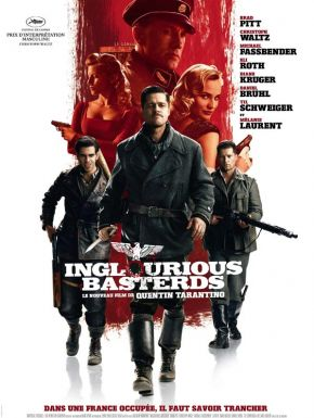 DVD Inglorious Basterds