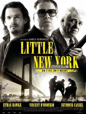 DVD Little New York
