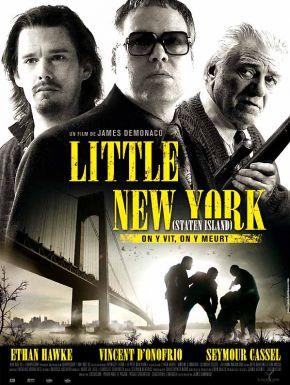 sortie dvd  Little New York