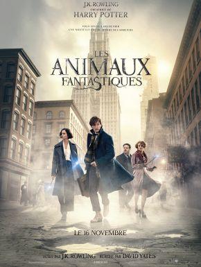 DVD Les Animaux Fantastiques