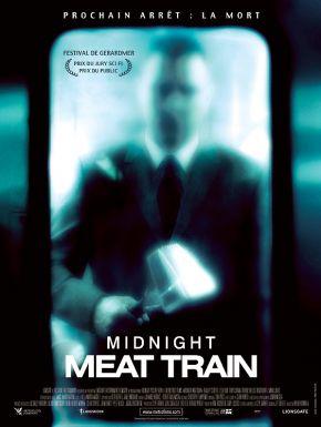 sortie dvd  Midnight meat train