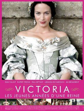 Sortie DVD Victoria - les jeunes années d'une reine