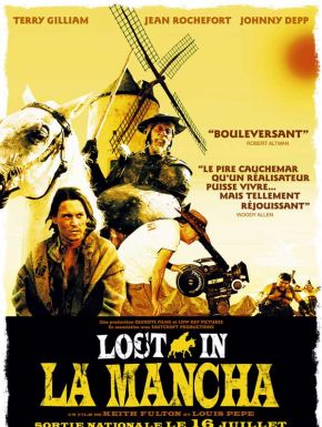 DVD Lost In La Mancha