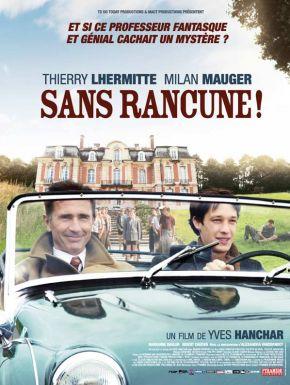 Jaquette dvd Sans Rancune