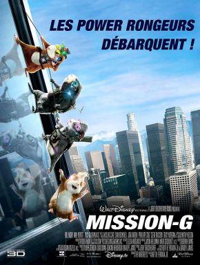 sortie dvd  Mission G