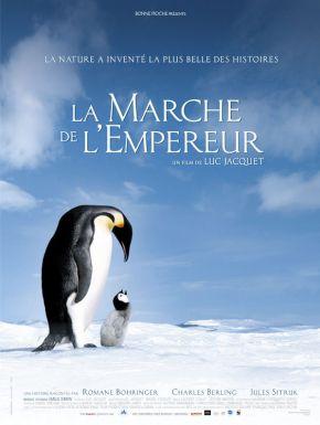 Sortie DVD La Marche De L'Empereur