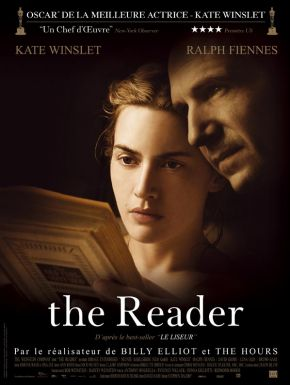 The reader en DVD et Blu-Ray