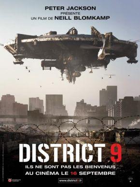 District 9 DVD et Blu-Ray