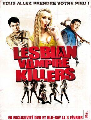 Sortie DVD Lesbian vampire killers