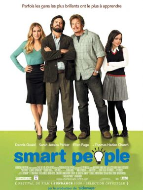 Smart people DVD et Blu-Ray