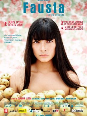 Jaquette dvd Fausta