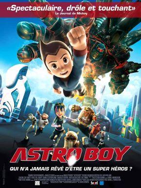 Sortie DVD Astro Boy