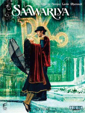 Saawariya DVD et Blu-Ray