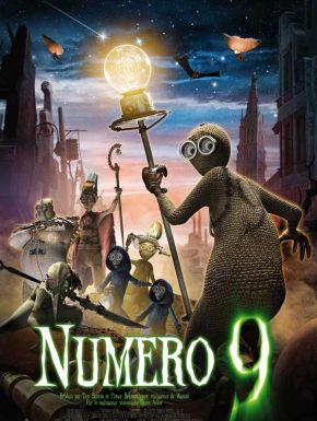sortie dvd  Numéro 9