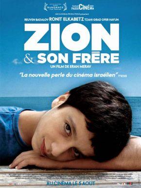 Jaquette dvd Zion et son frère