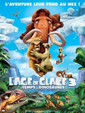 L' Age De Glace 3 DVD et Blu-Ray